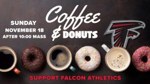 Coffee & Donuts - Athletics