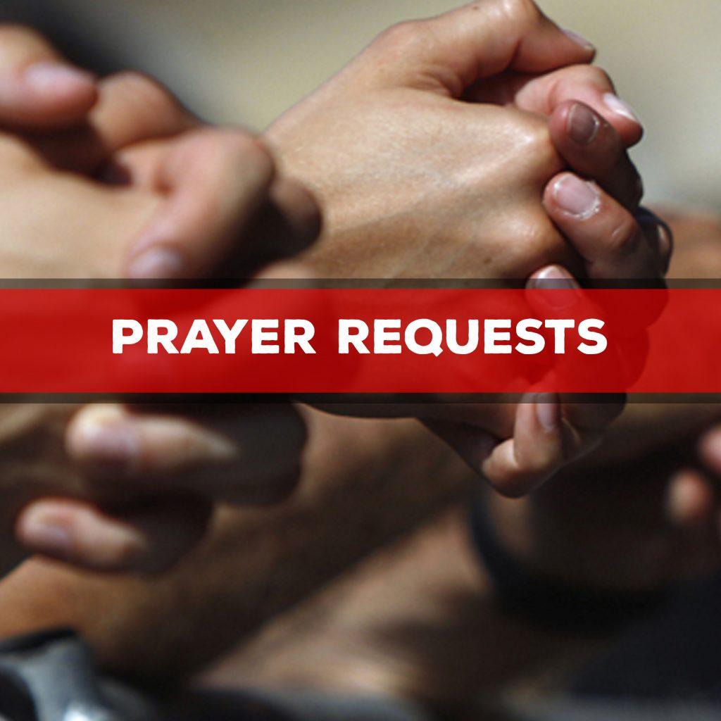 Prayer Requests – Holy Spirit School Louisville KY